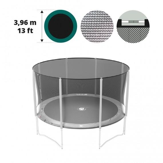 Filet textile medium pour trampoline 390