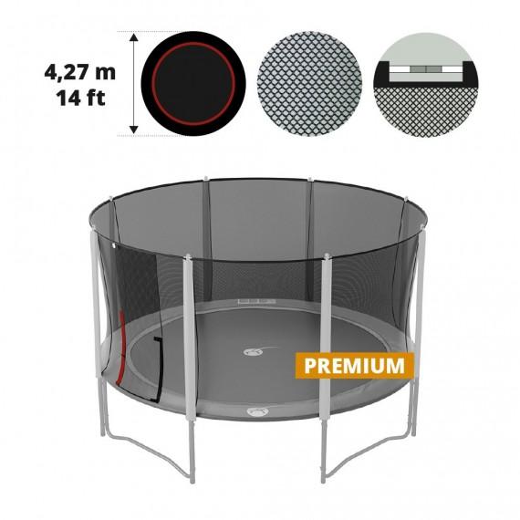 Filet Textile 430 Premium P14 - Black