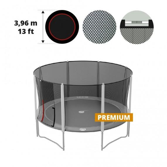 Filet Textile 390 Premium P14 - Black
