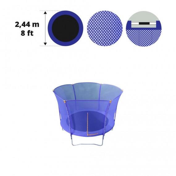 Textile net for Hop 250 trampoline