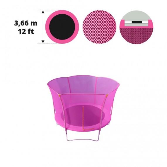 Filet textile pour trampoline Hip 360