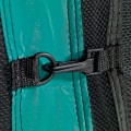 Fermeture du filet de protection trampoline Ovalie 490