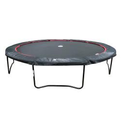 16ft Black Booster 490 trampoline