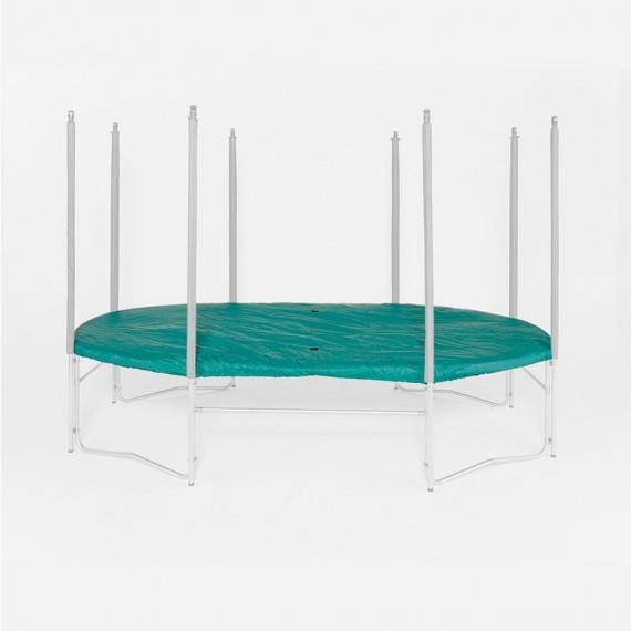 Housse de protection pour trampoline Ovalie 430