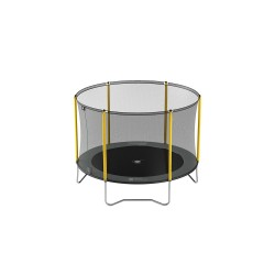 8 ft Initio Trampoline + Enclosure 250