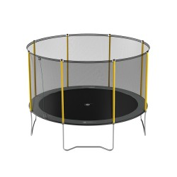 12 ft Initio Trampoline + Enclosure 360