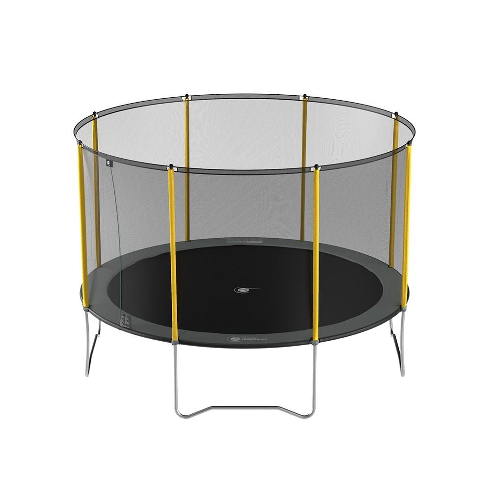 360 initio trampoline enclosure for kids. Black Bedroom Furniture Sets. Home Design Ideas