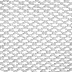 Filet d'habitation mailles tressées 13 mm blanc