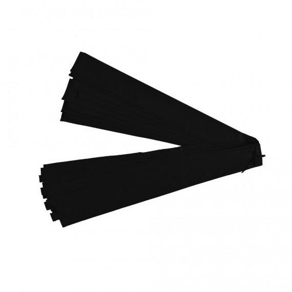 Manchon noir Ø32 mm pour filet avec arc fibre de verre
