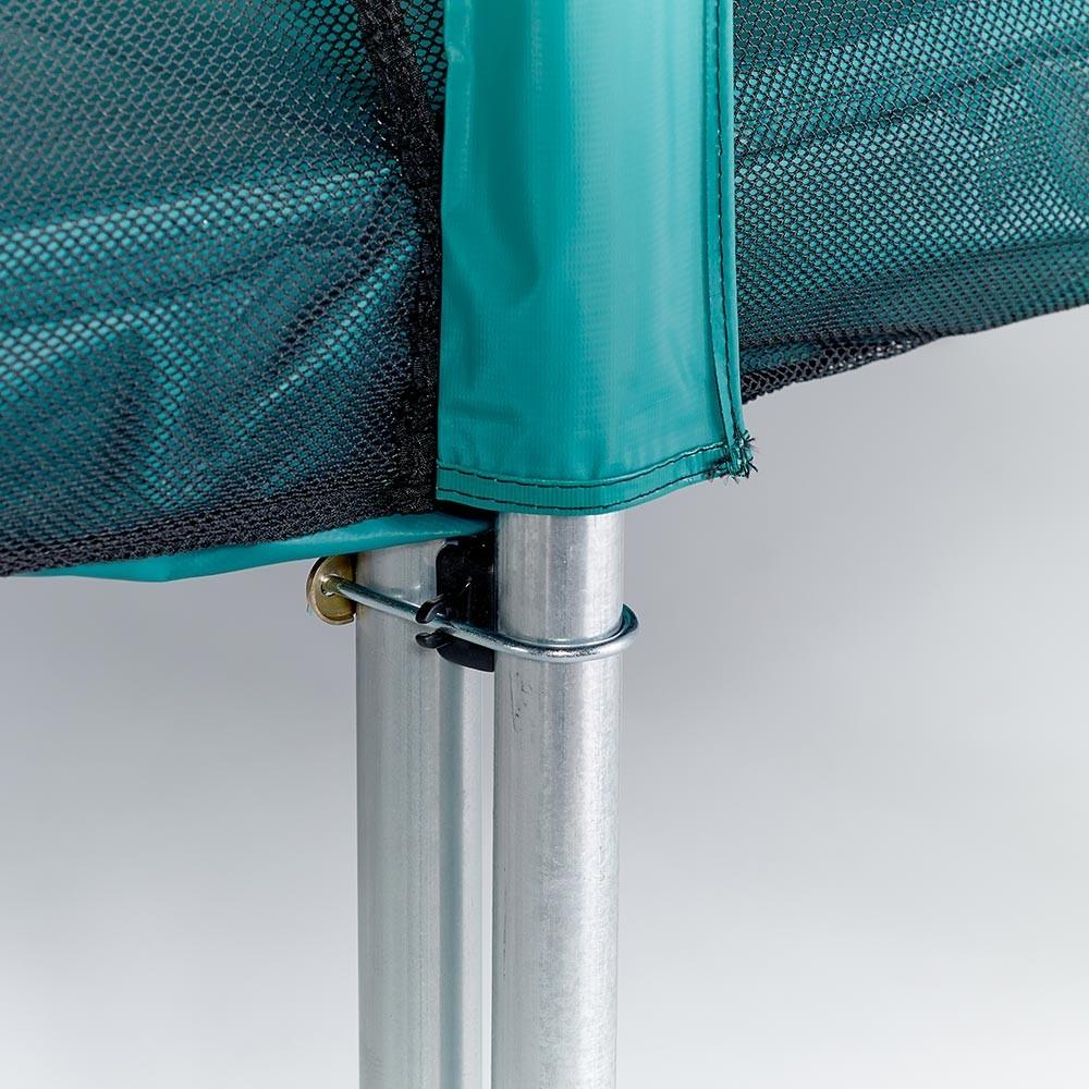 Filet de protection pour trampoline waouuh390 - Protection trampoline ...