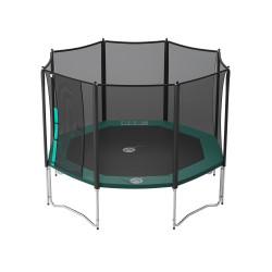 Vue de dessous trampoline Waouuh 360