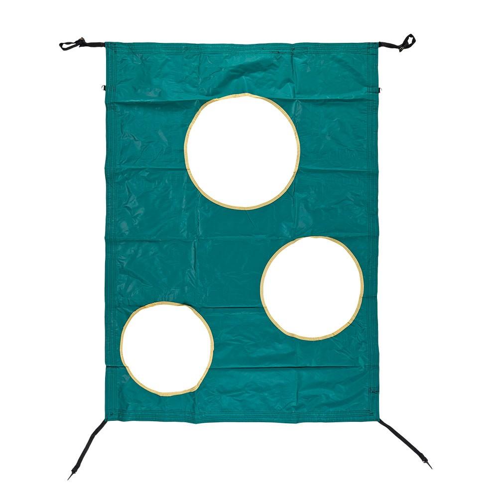 trampofoot avec plusieurs trous pour trampoline de loisirs. Black Bedroom Furniture Sets. Home Design Ideas
