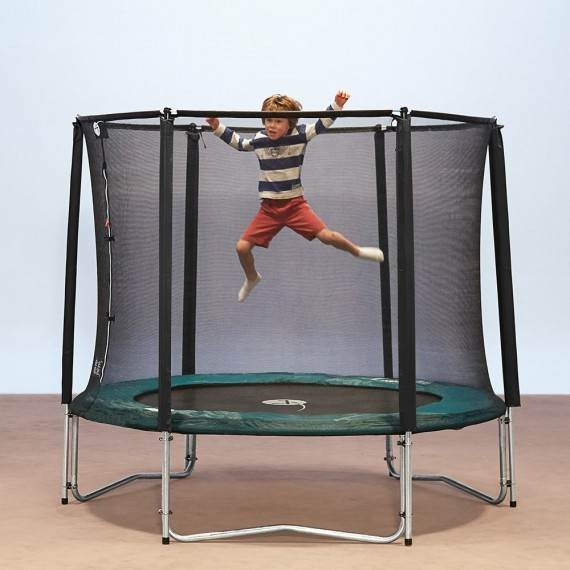 Trampoline Jump'Up 300 avec filet