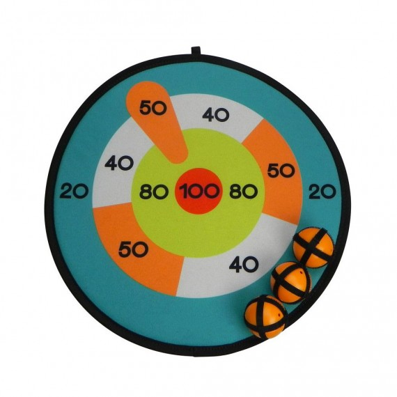 Velcro Target With Velcro Balls For Your Trampoline