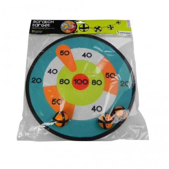 Velcro target