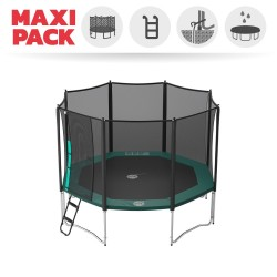 Maxi Pack Trampoline Waouuh 360