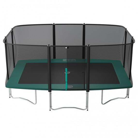 Apollo Sport 500 trampoline with safety enclosure