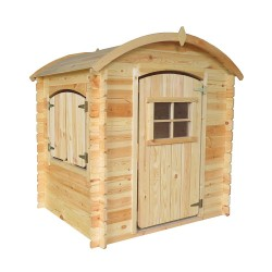 Bisca Wooden Playhouse