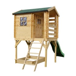 Tchanquee Wooden Playhouse