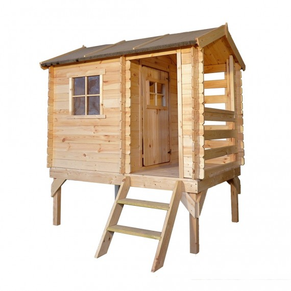 Maisonnette en bois Pyla