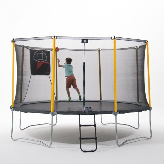 Panier de Basket Junior pour trampoline