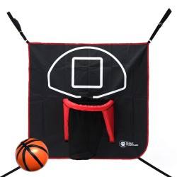 Flexible Basketball Hoop for Juniors
