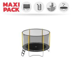 Maxi pack Initio 250 avec Filet + Échelle + Kit d'ancrage + Housse
