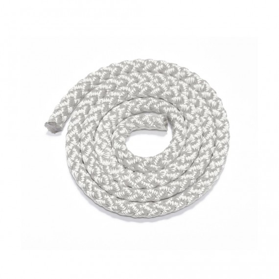 White 8 mm tension rope