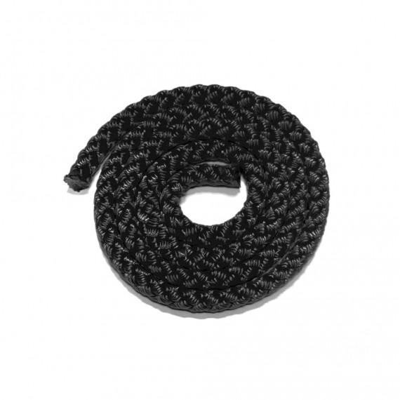 Black 8 mm tension rope