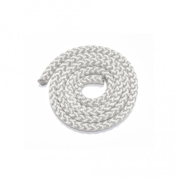 White 6 mm tension rope