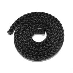 Black 10 mm tension rope