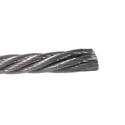 Câble inox de 10 mm de diamètre