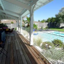 Rambarde pour terrasses et balcons