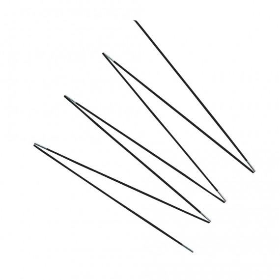Arc en fibre de verre pour filet Ovalie 430