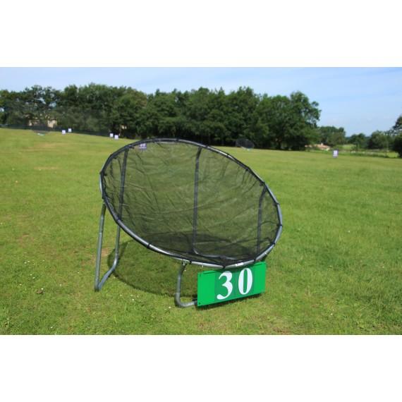 Golf practice target