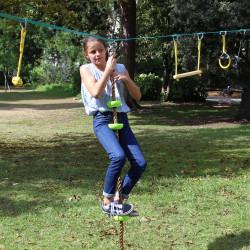 Corde d'escalade - Parcours Ninja