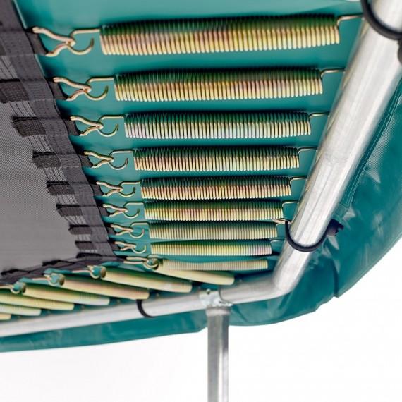 Attaches élastique du coussin sous le trampoline