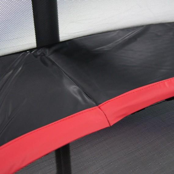 Trampoline Booster Black 390