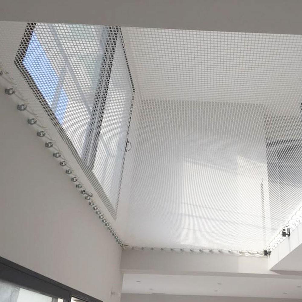 cheaper c34e4 3def2 ... 13 mm knotless white hammock floor netting ...
