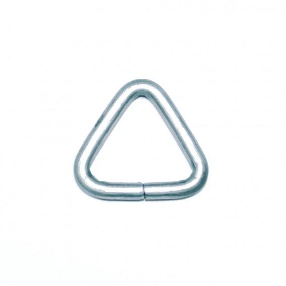 Triangular ring for jumping mat