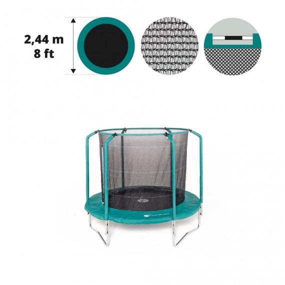 Textile net 8ft Oxygen 250 trampoline