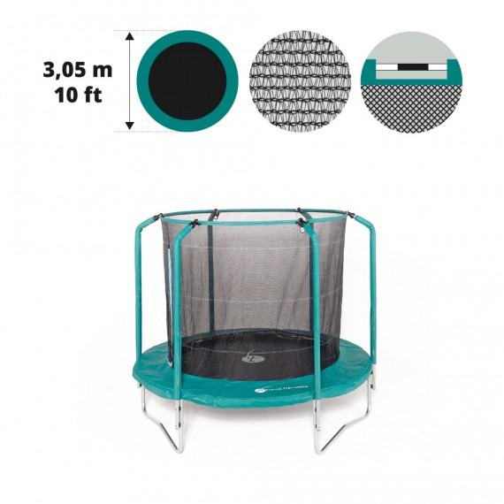 Textile net 10ft Oxygen 300 trampoline - P14