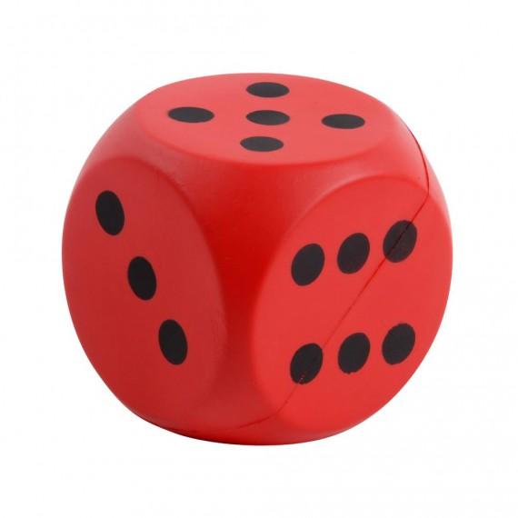 Giant foam dice