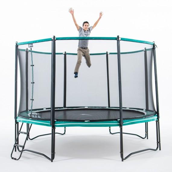 13ft Boost'Up 390 trampoline with Premium enclosure