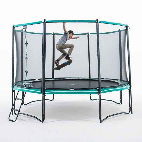 13ft Boost'Up 390 Trampoline - Pack XXL
