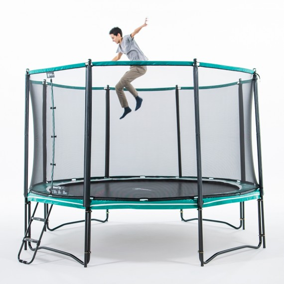 trampoline 14ft Boost'Up 430 Pack XXL