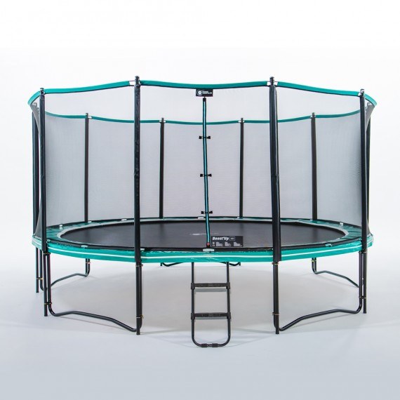 trampoline 16ft Boost'Up 490 Pack XXL