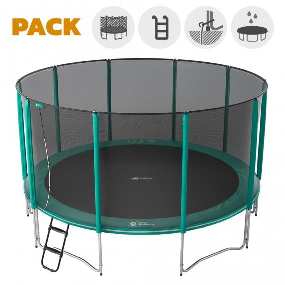 Pack 15ft Jump'Up 460 trampoline