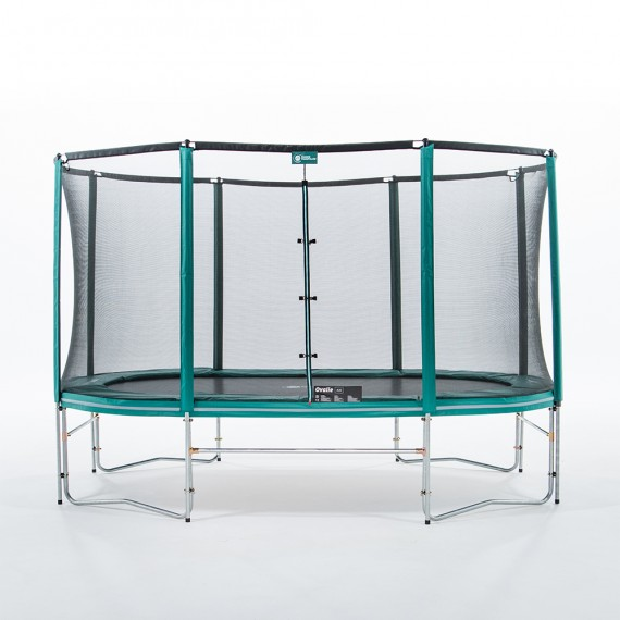 14ft Ovalie 430 trampoline