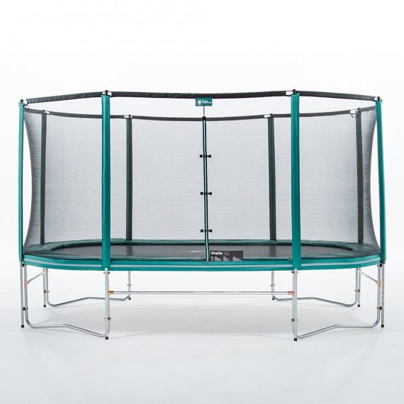 16ft Ovalie 490 trampoline